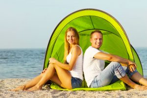 TuTu Outdoors X-Large 4 Person Beach Tent Review