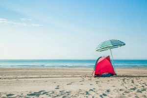 What Is A Beach Tent Called