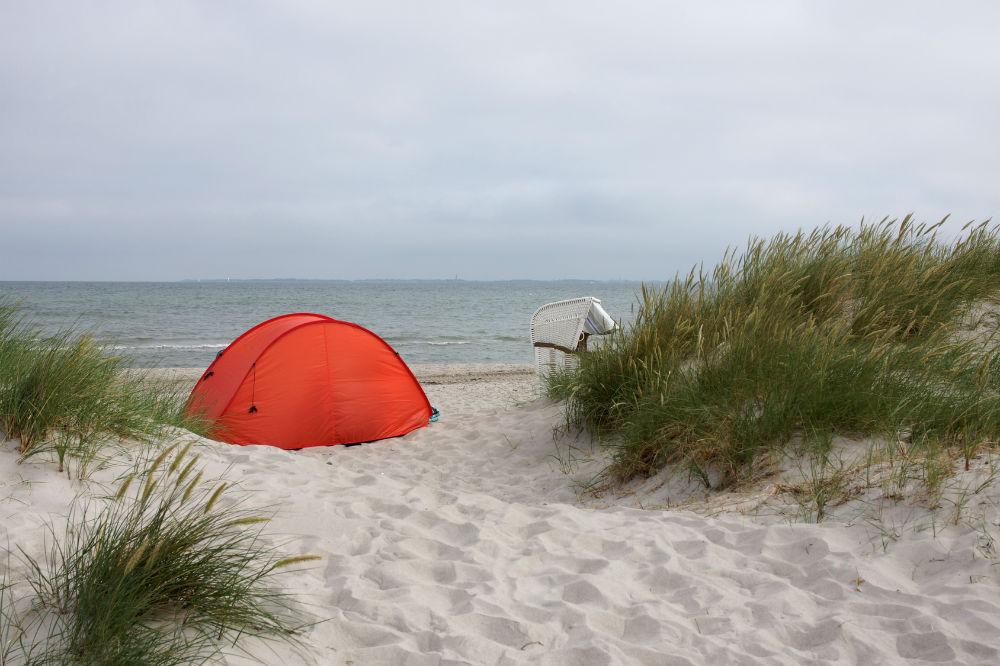 Beach Tent Vs Camping Tent
