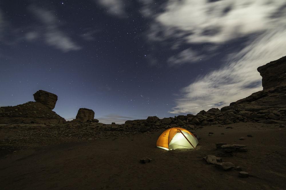 iCorer Outdoor Portable EasyUp Beach Cabana Tent Sun Shelter Sunshade Review