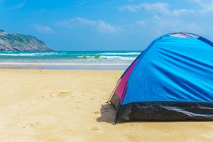 G4Free Large Pop Up Beach Tent: Perfect Summer Companion